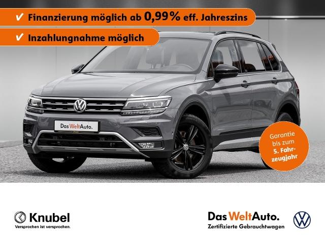 Volkswagen Tiguan Offroad 2.0 TDI 4M. DSG DCC ActiveID Fahr, Jahr 2020, Diesel