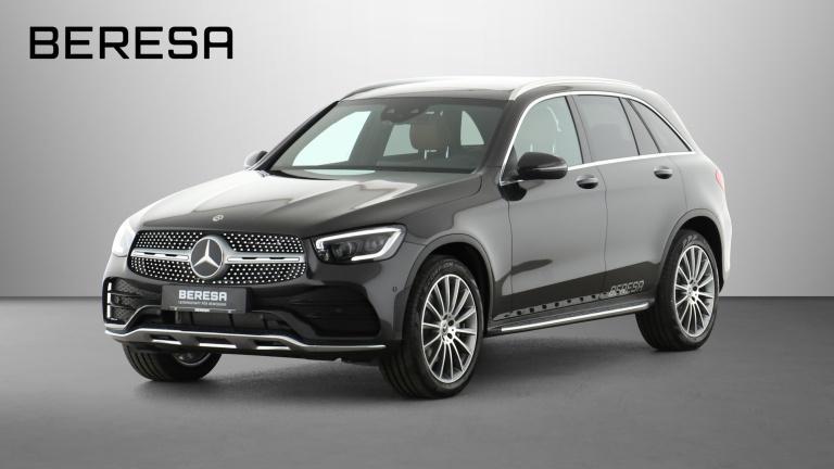 Mercedes-Benz GLC 220 d 4M AMG Sound AHK Fahrassist. Pano.-D., Jahr 2020, Diesel