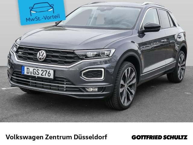 Volkswagen T-Roc 1.5 TSI STYLE DSG Navi LED Rear, Jahr 2020, Benzin