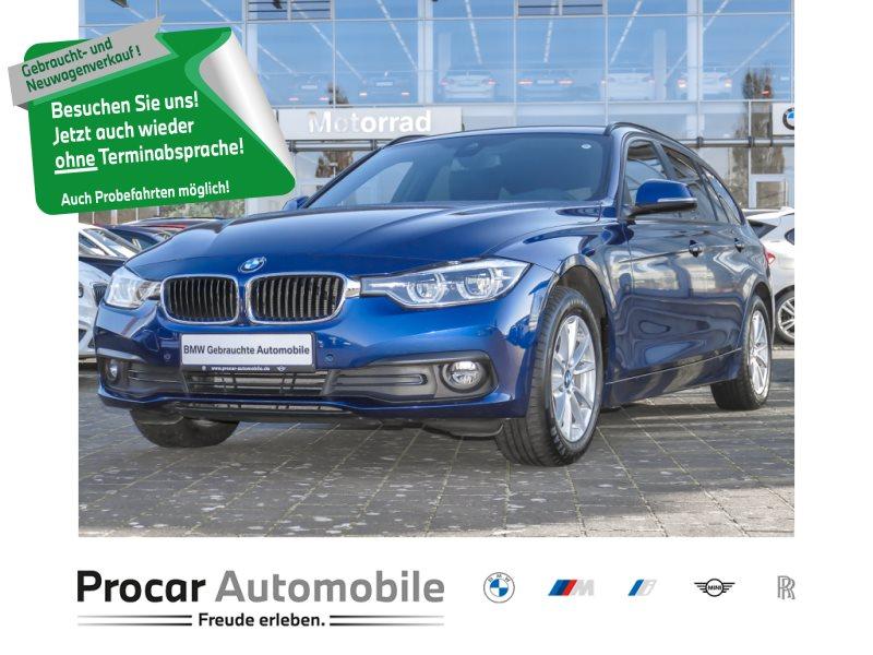 BMW 320d Touring Advantage Navi PDC Shz Tempomat, Jahr 2019, Diesel