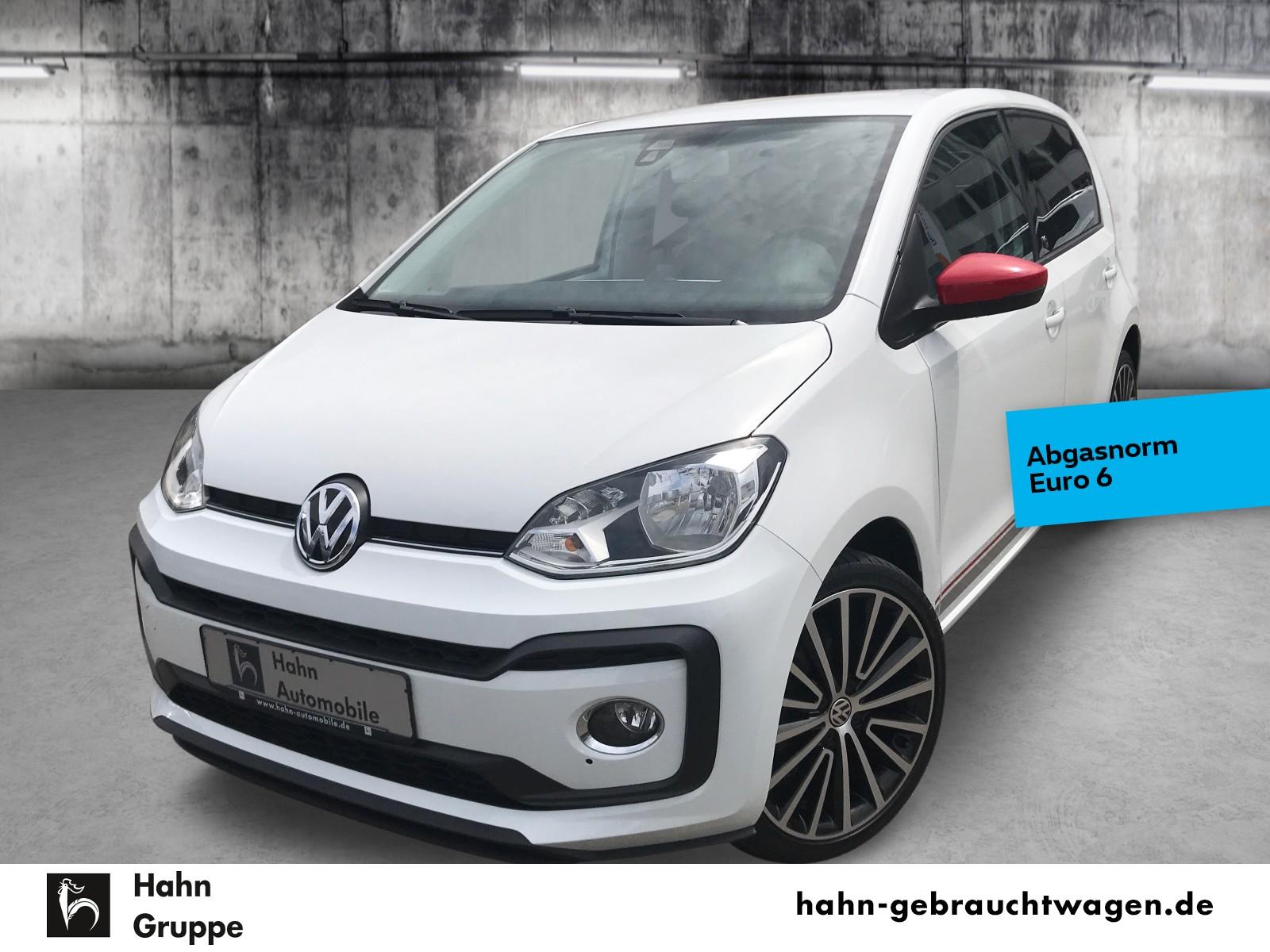 Volkswagen up! beats 1.0 Sitzh Klima Tempo Start/Stopp, Jahr 2016, Benzin