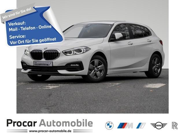 BMW 118i Advantage Leas.Rate ab 269, Euro o. Anz, Jahr 2019, Benzin