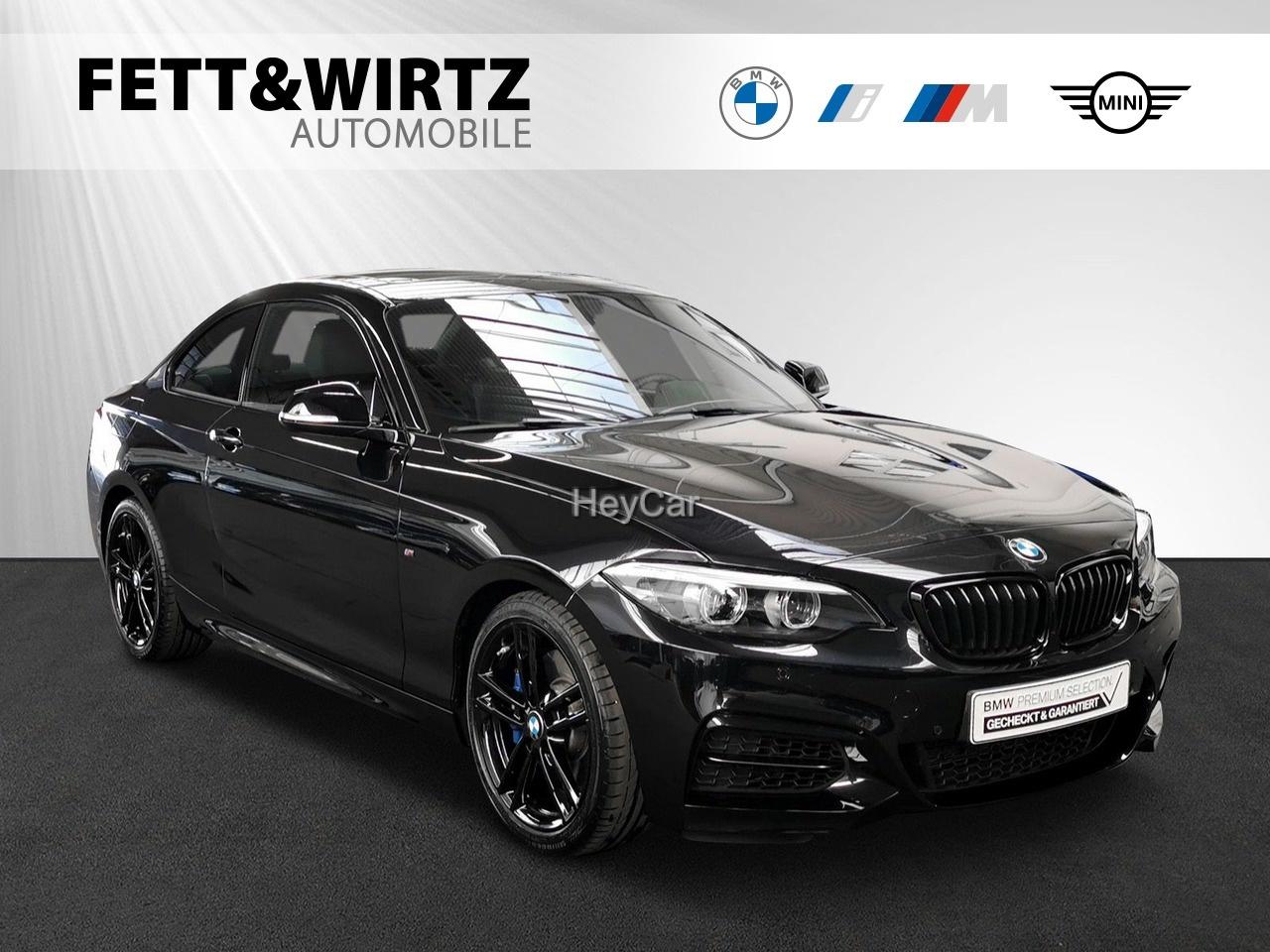 BMW M240i Coupe H/K GSD Leas. ab 565,- br.o.Anz., Jahr 2021, Benzin
