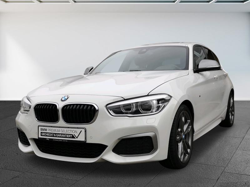 BMW M140i xDrive Innovationsp. Navi Prof. Sport Aut., Jahr 2017, Benzin