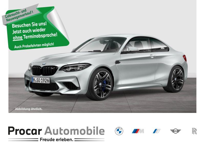 BMW M2 Competition DAB LED H/K Navi Prof.KeinMieter, Jahr 2020, Benzin