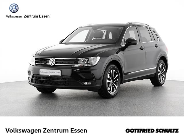 Volkswagen Tiguan United 2.0 TDI NaviPro PDC Alu ACC, Jahr 2020, Diesel