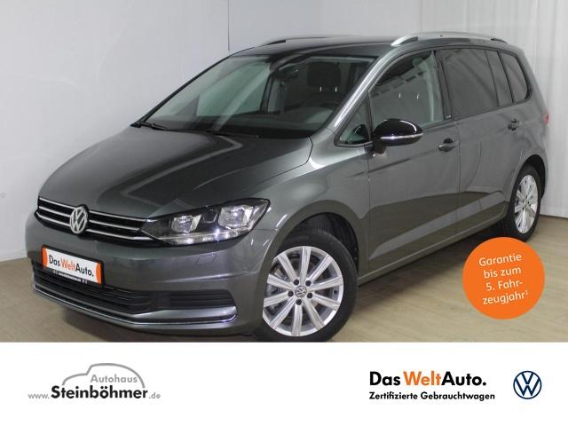 Volkswagen Touran IQ.DRIVE 2.0TDI Navi 7-Sitze AHK Kamera, Jahr 2020, Diesel