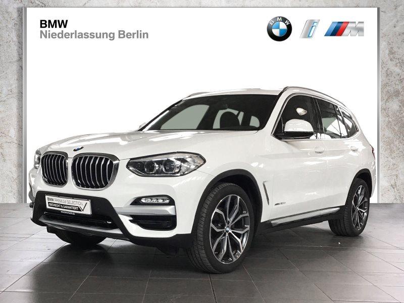 BMW X3 xDrive20d EU6 Aut. Navi Prof. Sportsitze GSD, Jahr 2017, Diesel