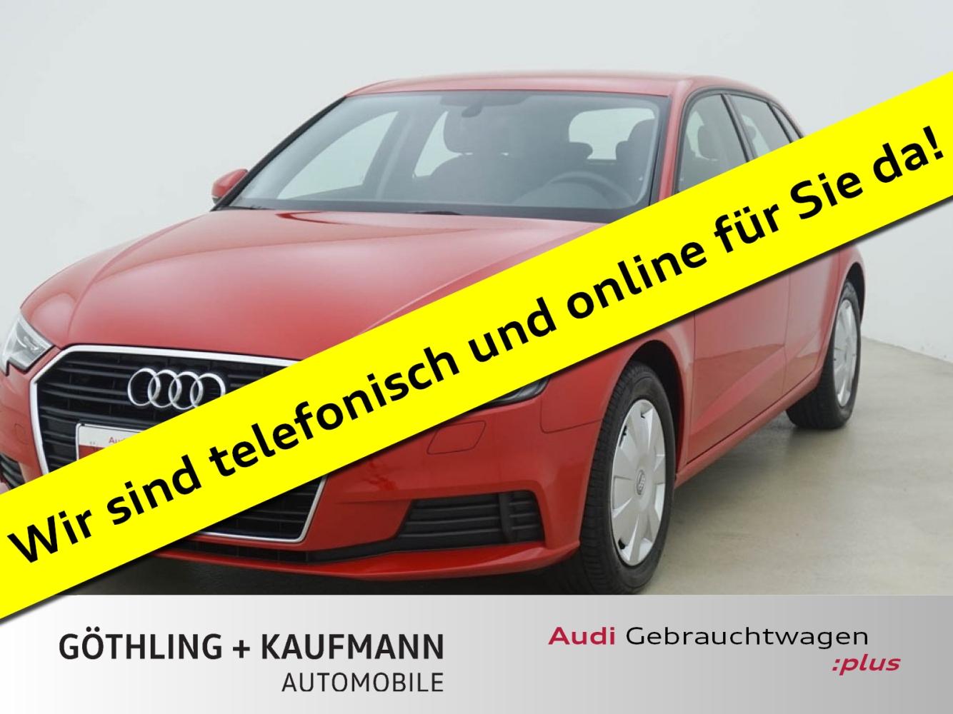 Audi A3 Sportback 1.4 TFSI 110kW*AHK*Xenon+*Bluet*PDC, Jahr 2017, Benzin