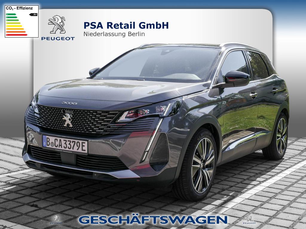 Peugeot 3008 GT HYBRID4 300, Jahr 2021, Hybrid