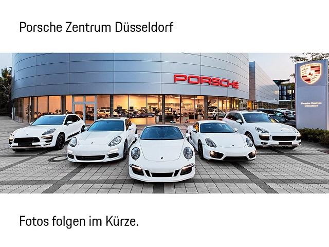 Porsche Macan Standheizung Panorama Lenkradheizung, Jahr 2017, Benzin