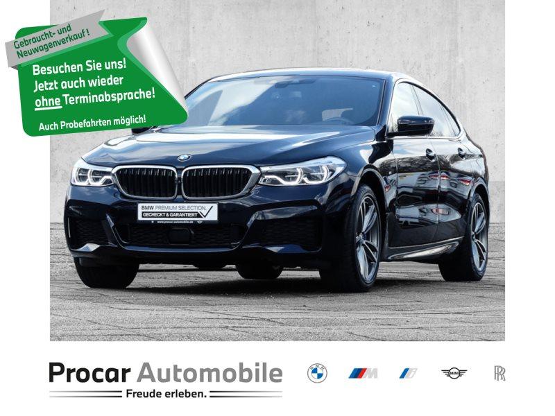 BMW 640i xDrive GT+M-Sport+DAB+LED+ACC+DAB+Pano.+Standhzg., Jahr 2018, Benzin