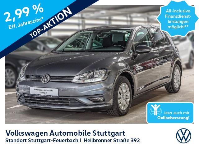 Volkswagen Golf VII 1.0 TSI Trendline Navi Tempomat, Jahr 2017, Benzin