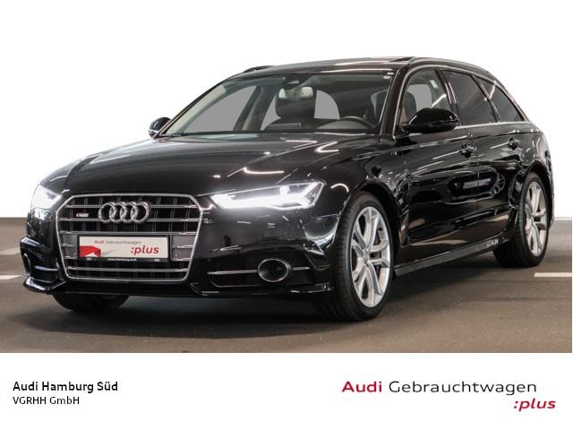 Audi S6 Avant 4.0 TFSI qu S tronic/PANO/STDHZG/ACC/BOSE, Jahr 2017, Benzin