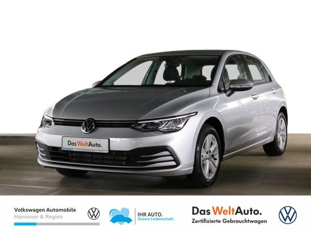 Volkswagen Golf VIII 1.5 TSI Life NaviPro Klima LED SHZ DAB+ Lenkradheiz., Jahr 2020, Benzin
