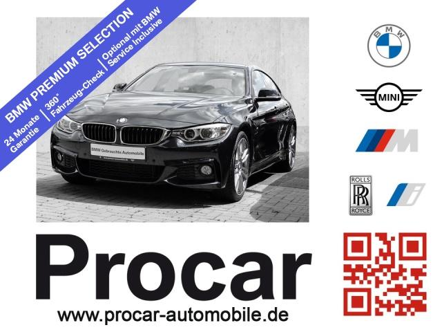 BMW 440i Gran Coupe M Sport Innovationsp. Navi Prof., Jahr 2017, Benzin