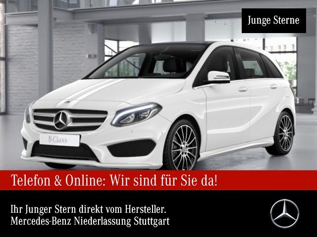 Mercedes-Benz B 200 AMG Pano COMAND LED Kamera Laderaump 7G-DCT, Jahr 2018, Benzin