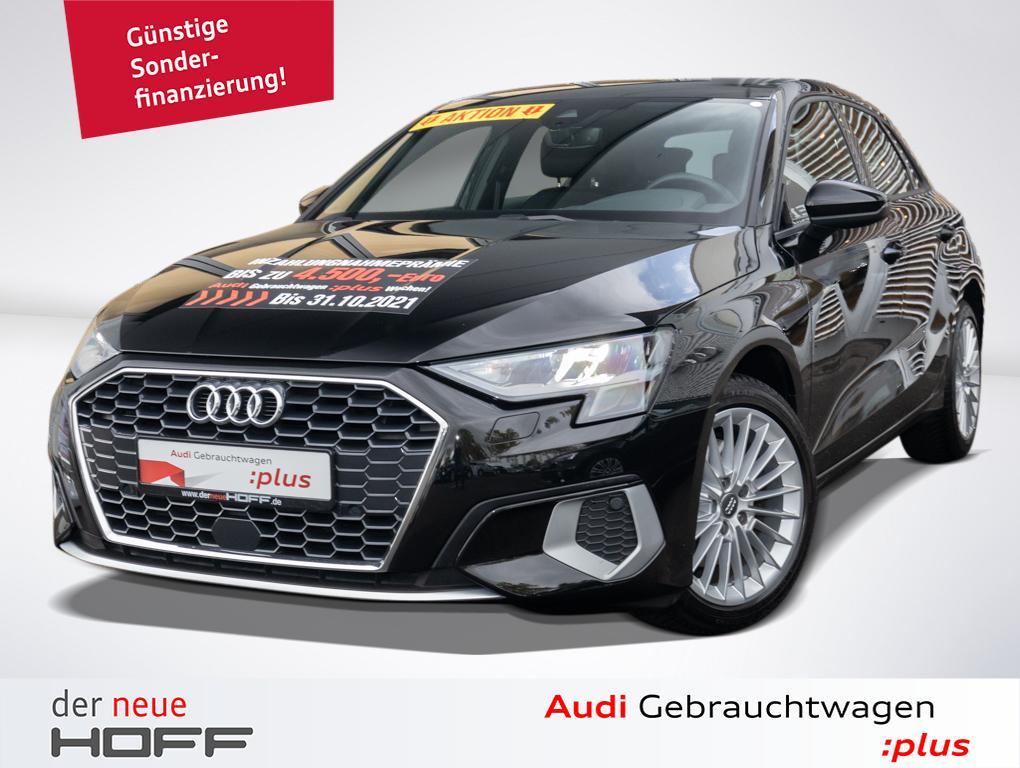 Audi A3 Sportback Advanced 30 TFSI DSG Alu17Zoll Navi, Jahr 2021, Benzin