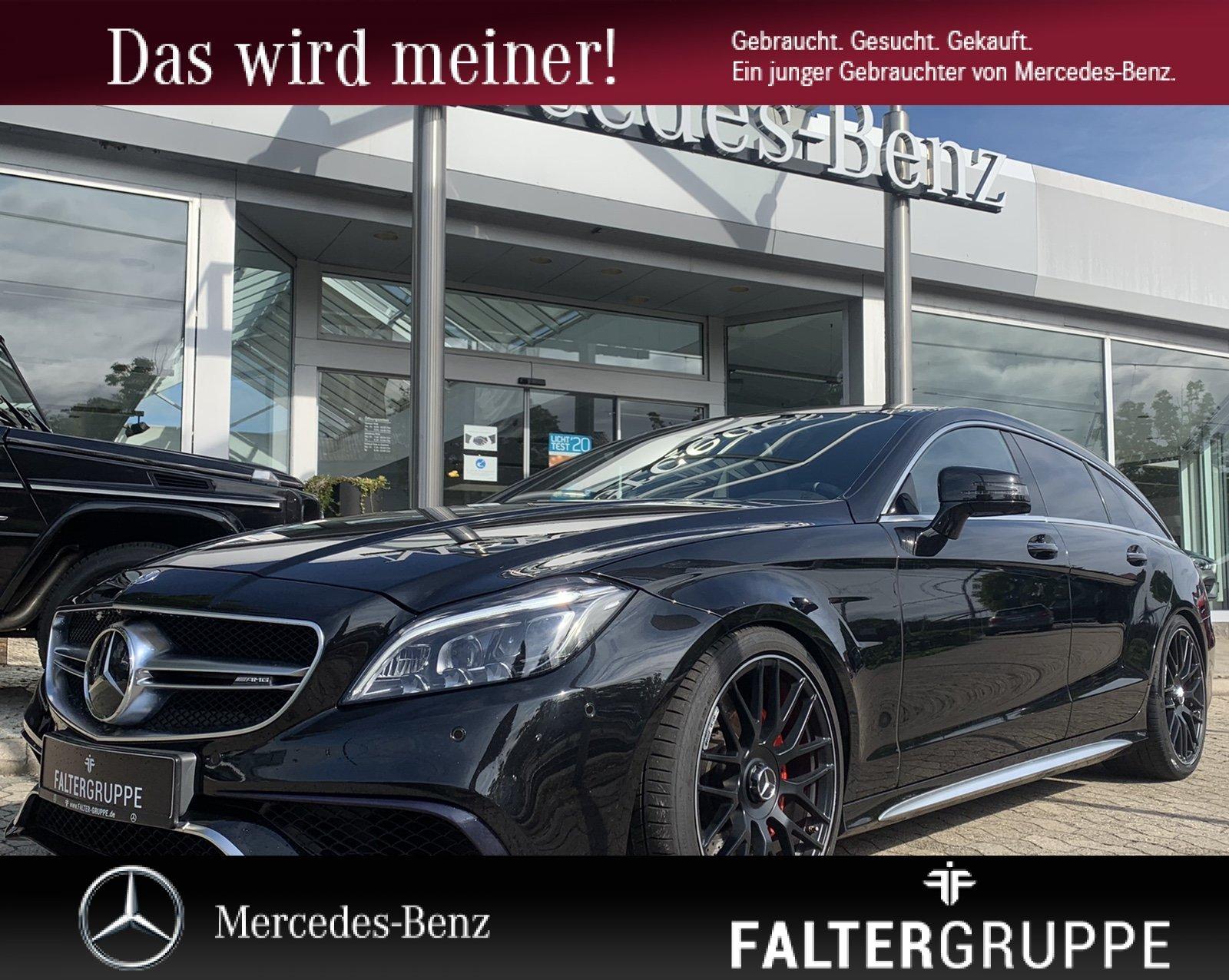 Mercedes-Benz CLS 63 S AMG SB Exclusiv DISTR Multisitz GSD 360, Jahr 2014, Benzin