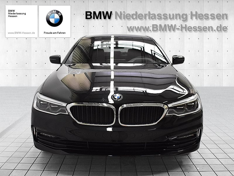 BMW 530e iPerformance Limousine Sport Line Head-Up Klima LED, Jahr 2020, Hybrid
