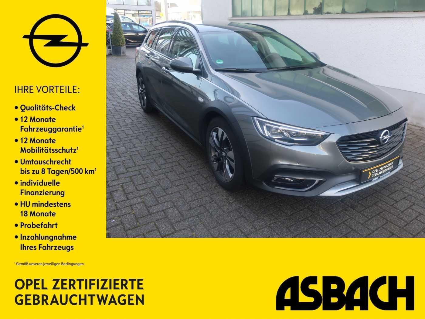 Opel Insignia CT 4x4 Exclusive, Jahr 2018, Diesel