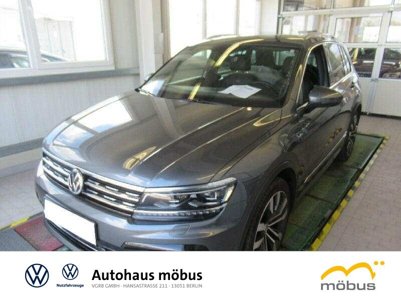 Volkswagen Tiguan 2.0 TSI DSG*HIGHL*4MOT*R-LINE*ASSIST*DAB*, Jahr 2017, Benzin