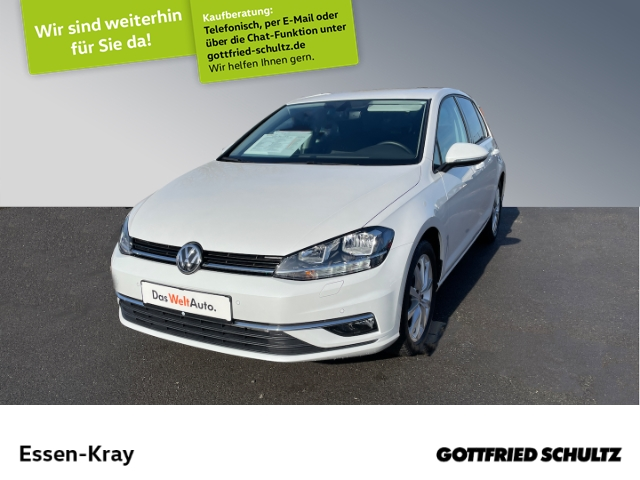 Volkswagen Golf Comfortline 1.0 TSI NAVI PDC RFK SHZ, Jahr 2019, Benzin