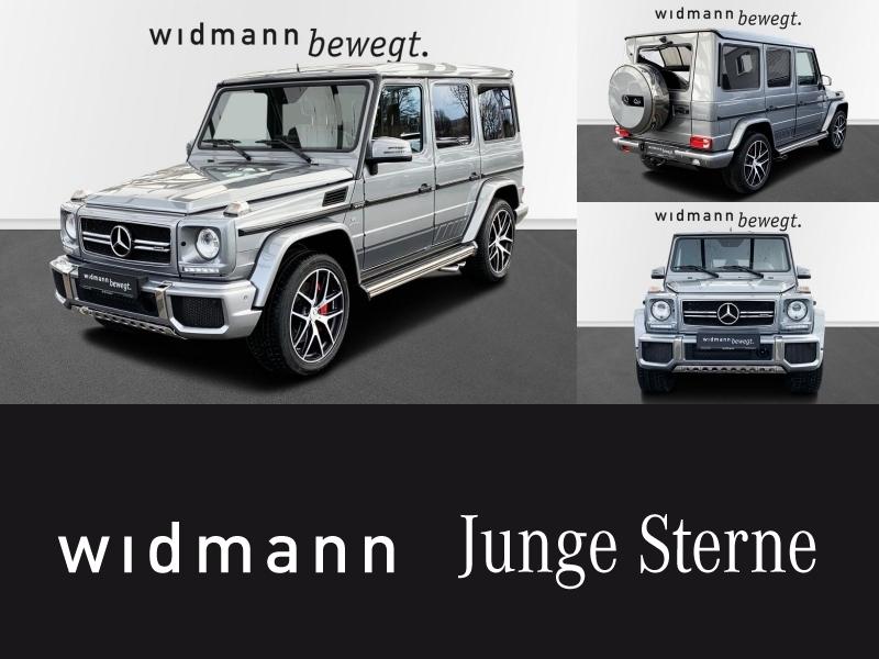 Mercedes-Benz G 63 AMG Designo*Harman, Jahr 2017, Benzin