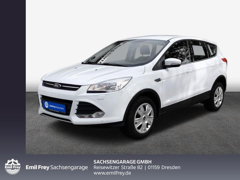 Ford Kuga 1.6 EcoBoost 2x4 Trend Klimaaut. Park Pilot Wi-Pa, Jahr 2013, Benzin
