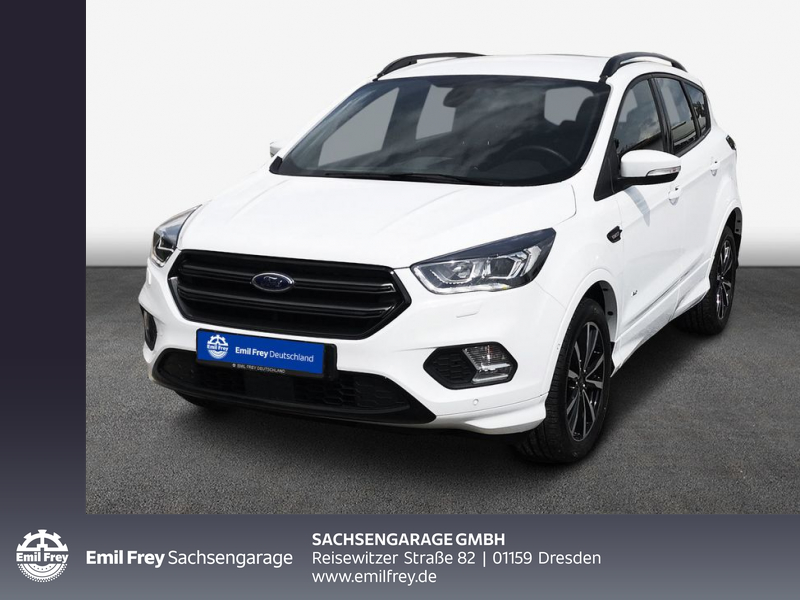 Ford Kuga 2.0 TDCi 4x4 Aut. ST-Line Navi AHZV RFC, Jahr 2018, Diesel