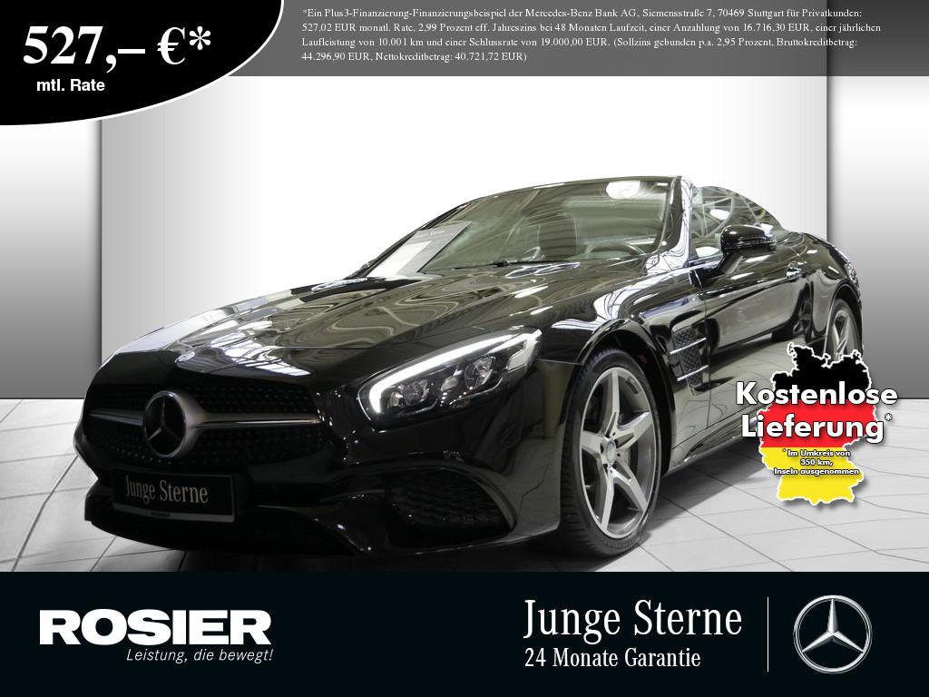 Mercedes-Benz SL 400 AMG Line, Jahr 2016, Benzin