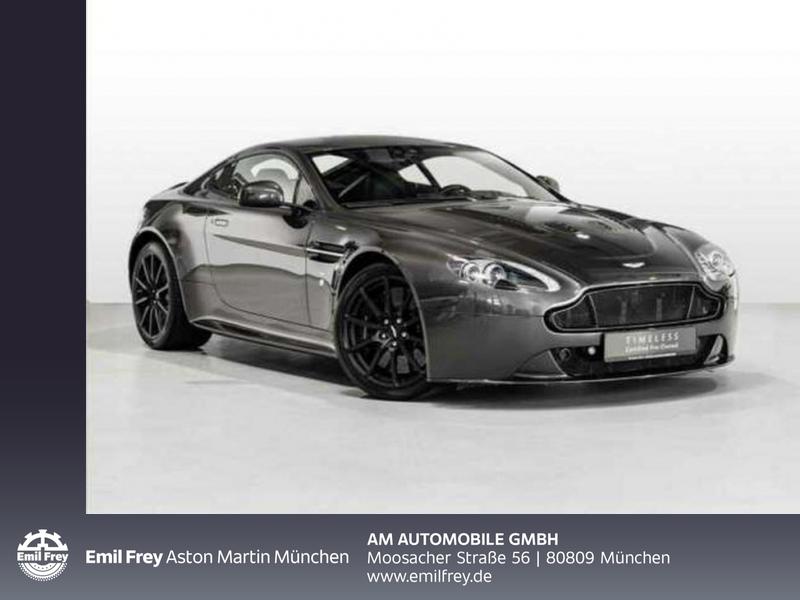 Aston Martin V12 Vantage S - mit dem haben sie spaß -, Jahr 2016, Benzin
