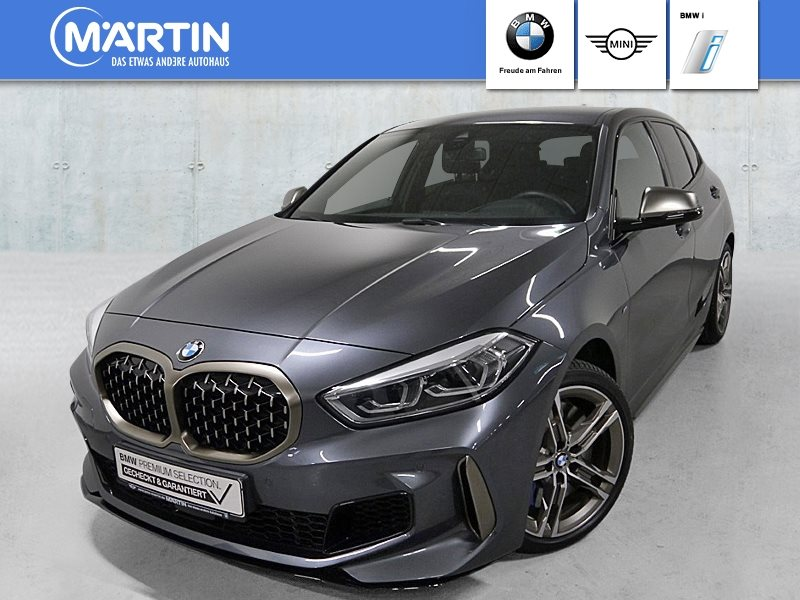 BMW M135i xDrive Head-Up*HK-HiFi*LED*WLAN*, Jahr 2020, Benzin