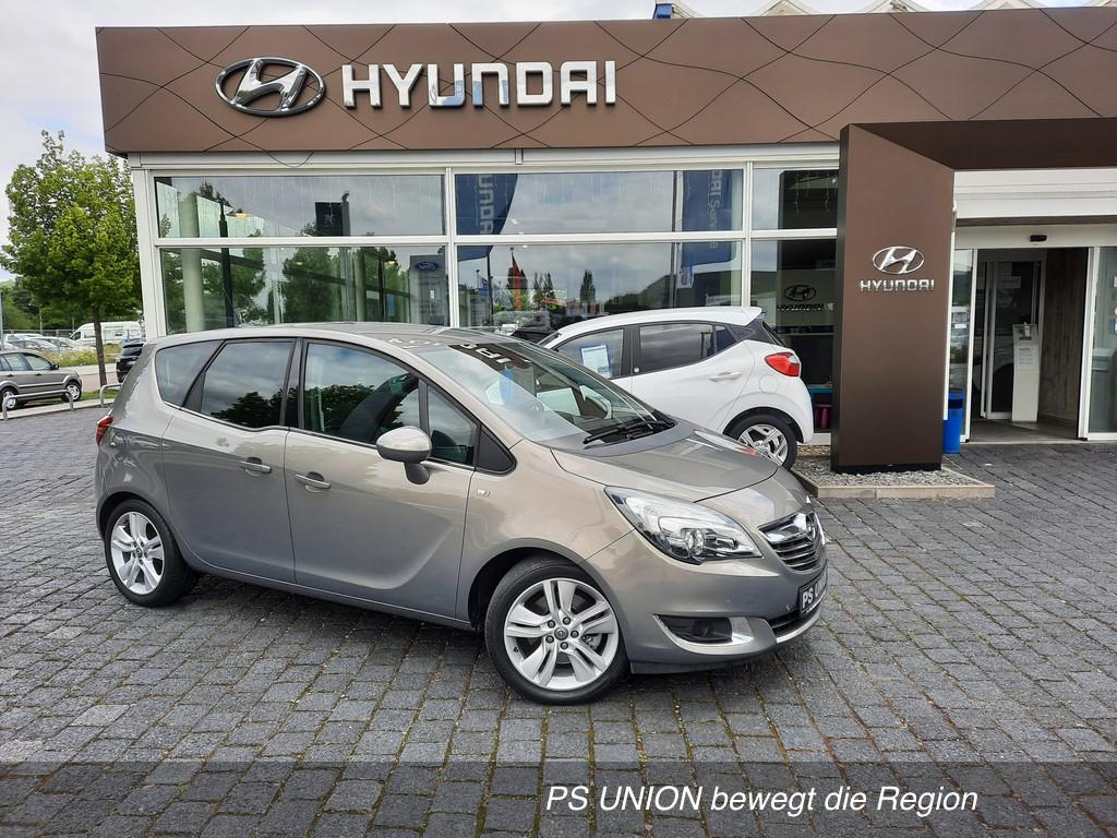 Opel Meriva B 1.4 Innovation 1. Hand, Jahr 2014, Benzin