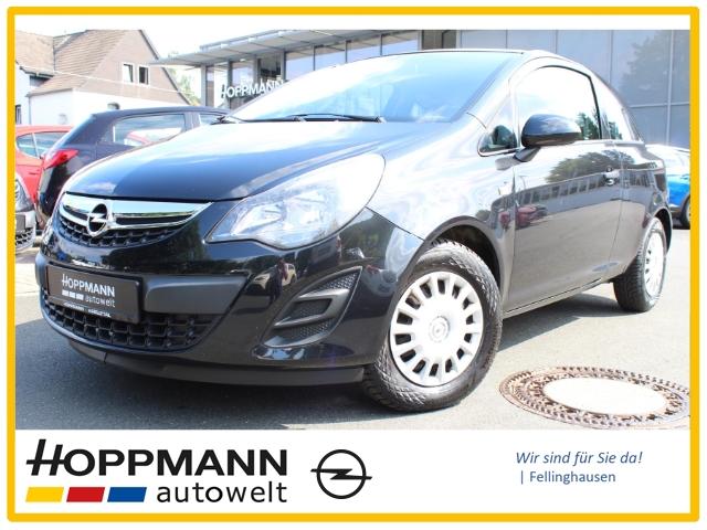 Opel Corsa D Selection Klimaanlage Servolenkung Zentralverriegelung Radio CD MP3, Jahr 2014, Benzin