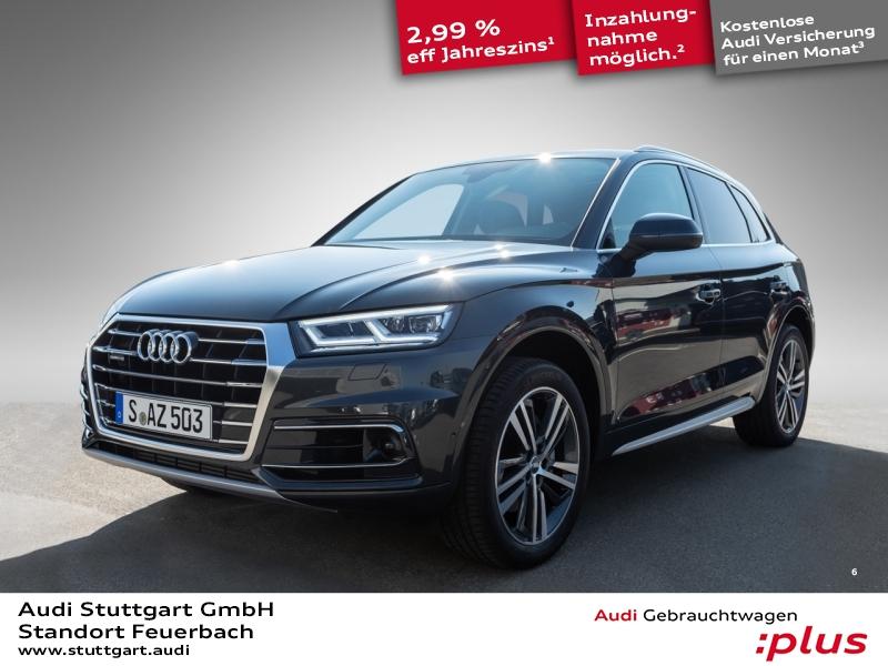 Audi Q5 design 50 TDI quattro LED Navi Pano Kamera, Jahr 2020, Diesel