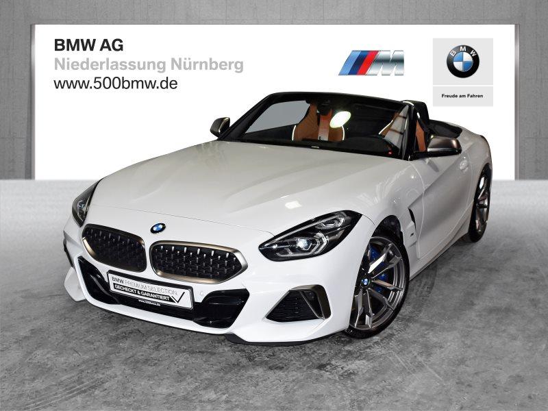 BMW Z4 M40i EURO6 M Sportbr. Head-Up HK HiFi DAB LED Lenkradhz., Jahr 2019, Benzin