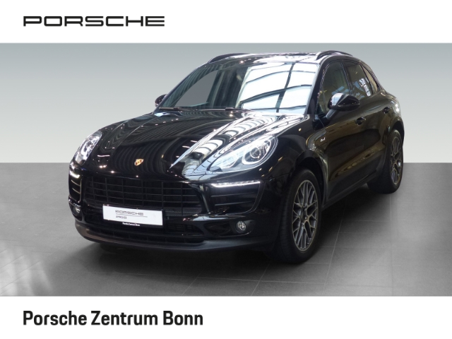 Porsche Macan S Diesel ''20 Zoll Pano Privacy Luftfederung'', Jahr 2016, Diesel