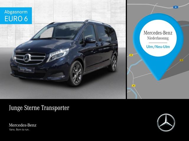 Mercedes-Benz V 250d ED Kompakt LED Comand Distronic Liege-Paket, Jahr 2017, diesel