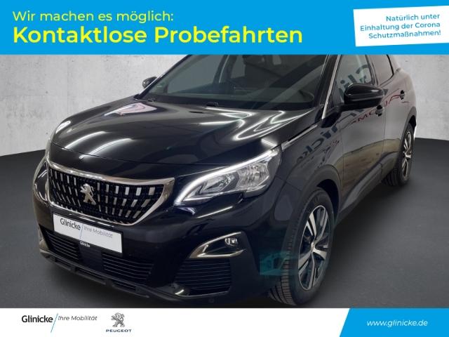 Peugeot 3008 1.5 Blue HDI 130 FAP Active AHK Navi SHZG PDC, Jahr 2018, Diesel