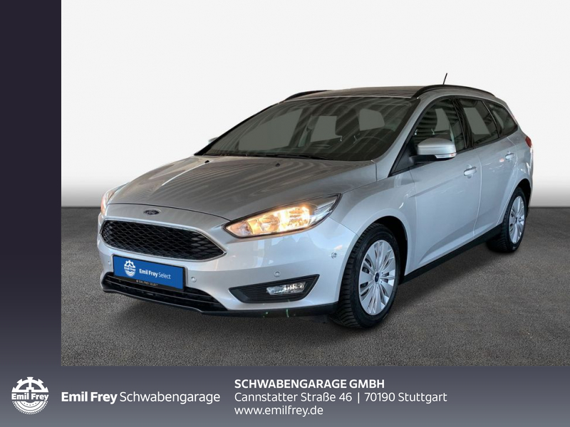 Ford Focus Turnier Business Edition RFK Navi, Jahr 2017, Benzin