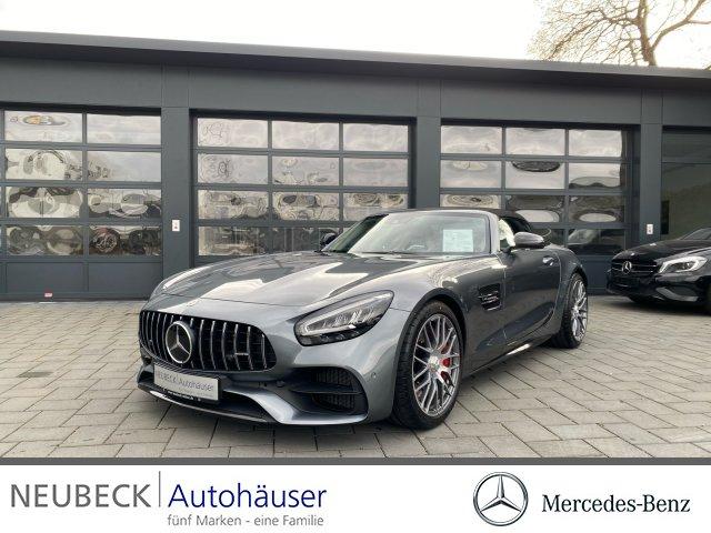 Mercedes-Benz AMG GT C Roadster Performance+Carbon+Distronic++, Jahr 2019, Benzin