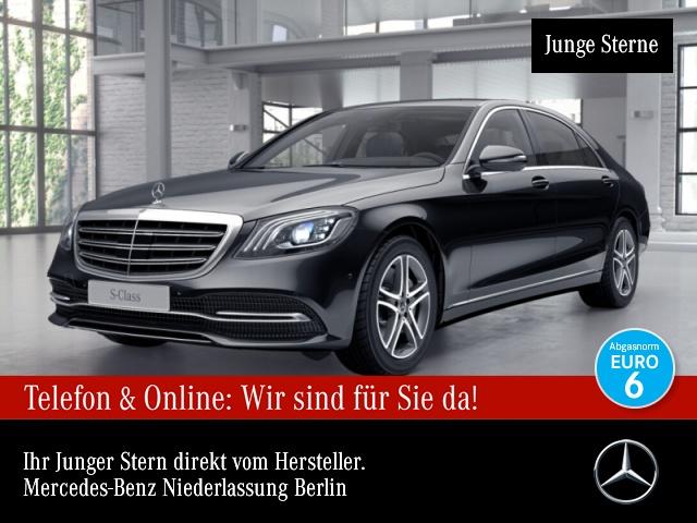 Mercedes-Benz S 450 L 4M designo Airmat Multibeam Distr. COMAND, Jahr 2018, Benzin