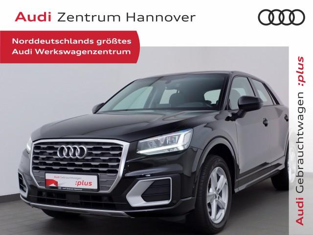 Audi Q2 1.6 TDI Sport, LED, Navi, Leder, PDC, Bluetooth, Jahr 2017, Diesel
