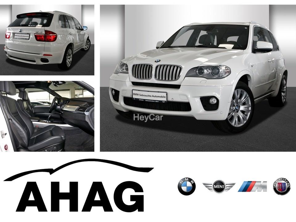 BMW X5 xDrive40d M Sportpaket 7-Sitze Pano Navi, Jahr 2012, Diesel