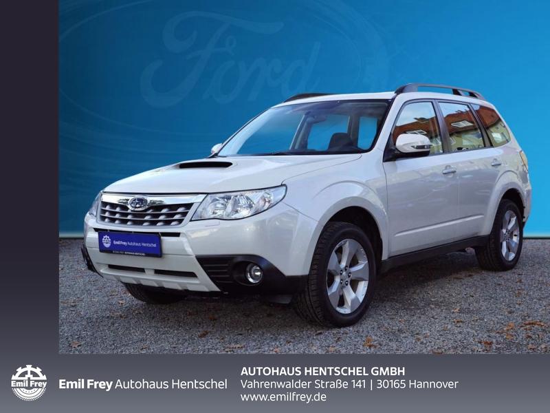 Subaru Forester 2.0D Comfort, Jahr 2012, diesel