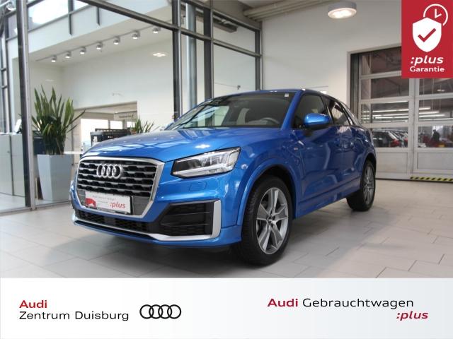 Audi Q2 35 TFSI sport S-tronic LED Navi S-line, Jahr 2020, Benzin
