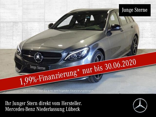 Mercedes-Benz C 43 AMG T 4Matic Sportpaket Bluetooth Navi LED, Jahr 2016, Benzin