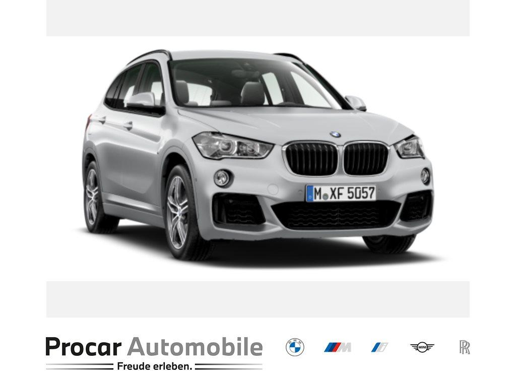 BMW X1 sDrive18i M Sport DKG Navi LED Shz RFK DA PA, Jahr 2018, Benzin