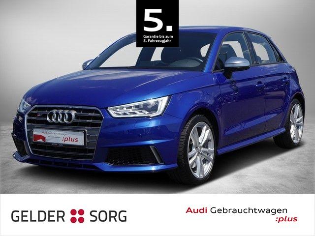 Audi S1 Sportb. 2.0 TFSI Navi*Audi Connect*Media-Paket, Jahr 2017, Benzin